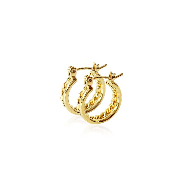 S tonn One-tailed Earrings